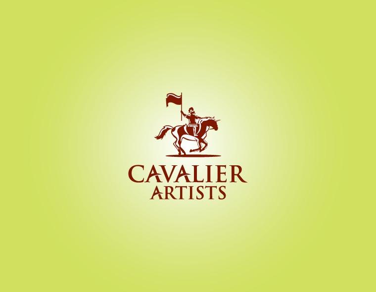 CAVALIER - entertainment logo design - icreativesol