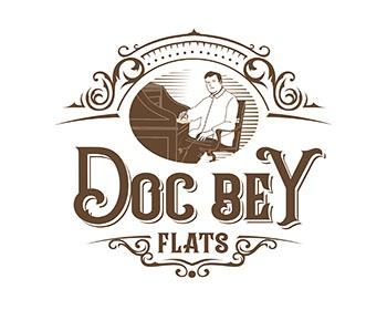 Doc-Bey - travel logo design - icreativesol