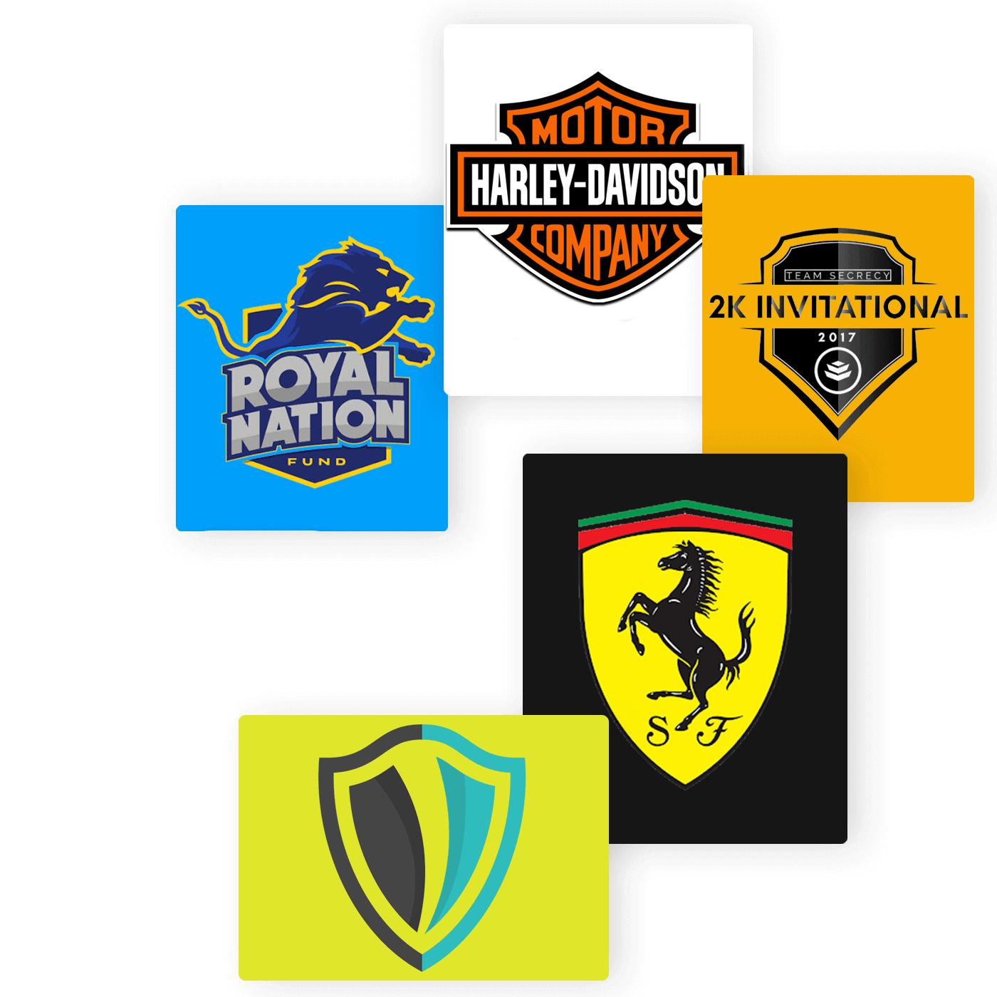 Emblem logo design - icreativesol