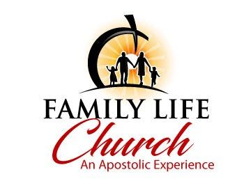 Family_Life_Church - religious logo design - icreativesol