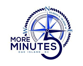 MOREMinute - travel logo design - icreativesol