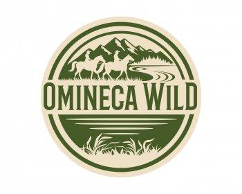 Omineca - travel logo design - icreativesol