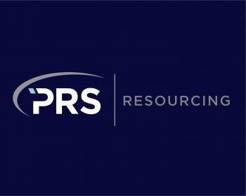 PRS-Resourcing - technology logo design - icreativesol