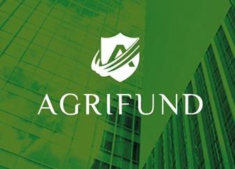 agrifund - medical logo design - icreativesol