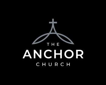 anchor - religious logo design - icreativesol