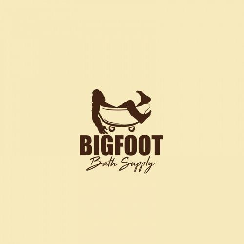 bigfoot - spa logo design company - icreativesol