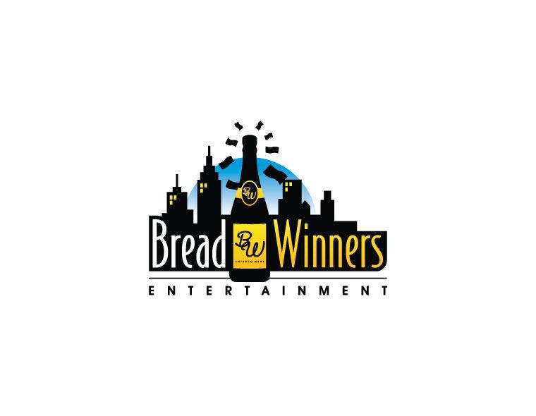 bread - entertainment logo design - icreativesol