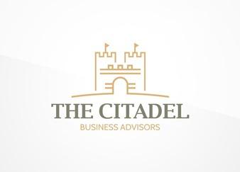 citadel - financial logo design - icreativesol