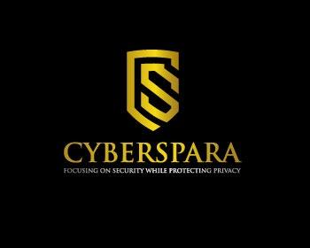 cybers - technology logo design - icreativesol