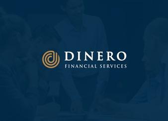 dinero - financial logo design - icreativesol