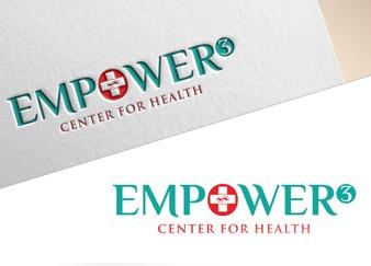 empower - medical logo design - icreativesol