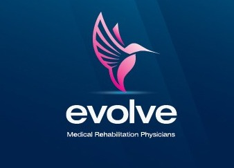 evolve - medical logo design - icreativesol