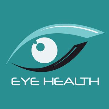 eye - healthcare logo design - icreativesol