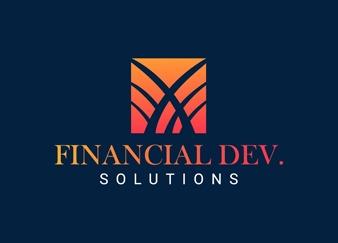 financial dev - financial logo design - icreativesol
