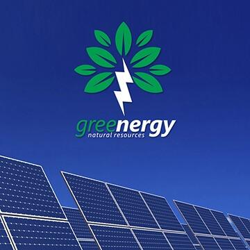 greenenergy - engineering logo design - icreativesol