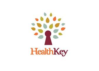 health - financial logo design - icreativesol