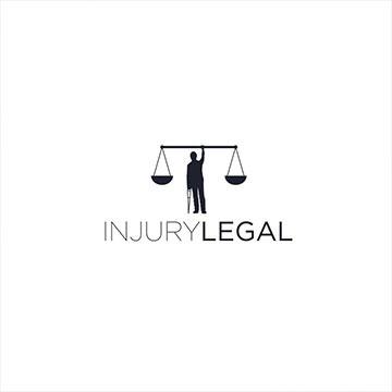 injury - law firm logo design - icreativesol