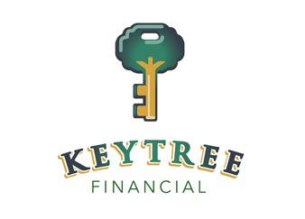 keytree - financial logo design - icreativesol