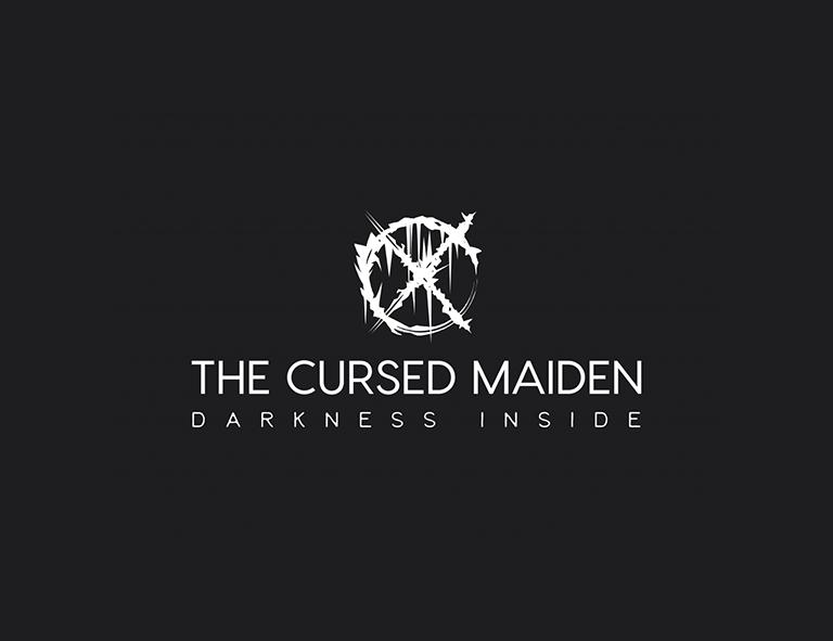 maiden - music logo design - icreativesol
