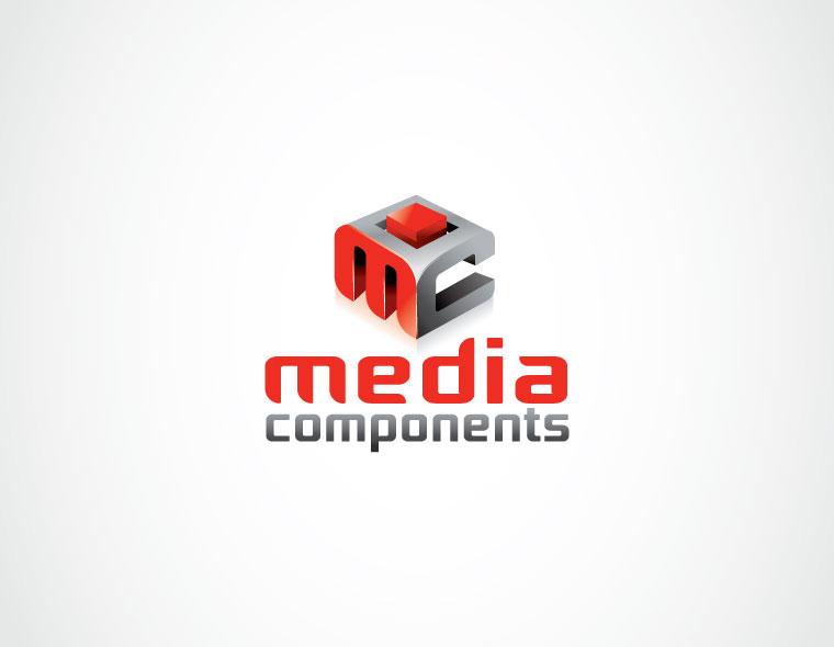 media - entertainment logo design - icreativesol