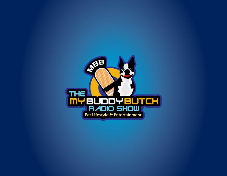 mybuddy - entertainment logo design - icreativesol