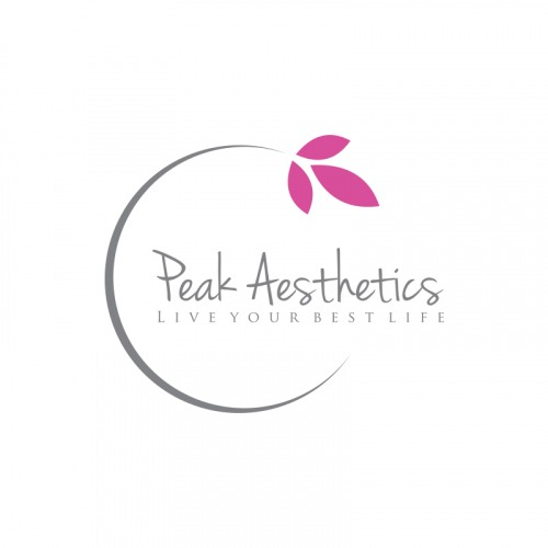 peak - spa logo design company - icreativesol