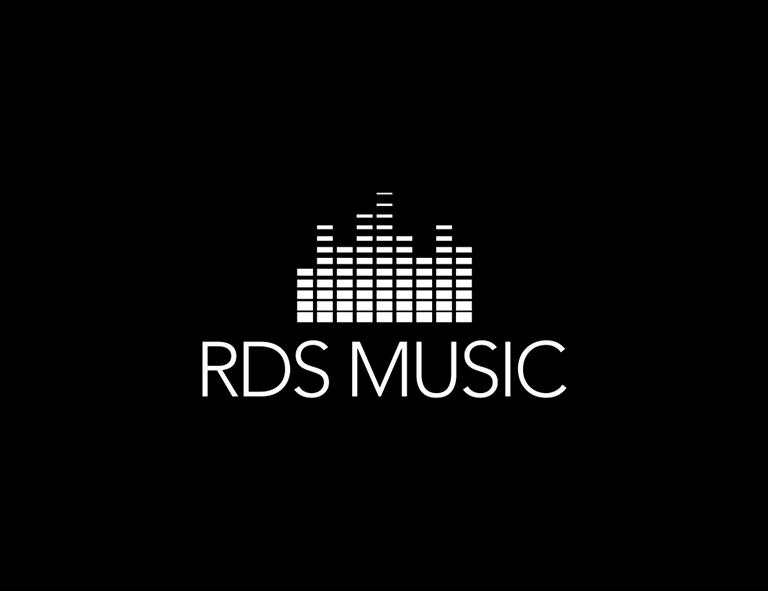 rds - music logo design - icreativesol