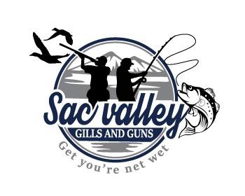 sac-hunting - sports logo design - icreativesol
