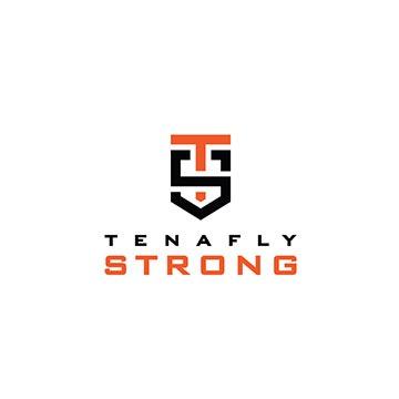 tenafly - fitness logo design - icreativesol