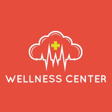 wellness - healthcare logo design - icreativesol